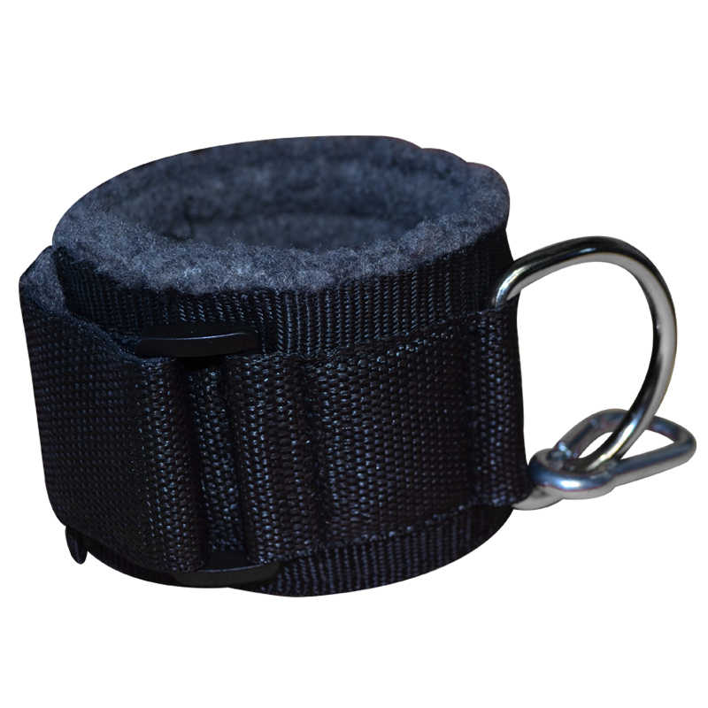 Бодибилдинг резинки лодыжки манжеты ремни для латексные трубки тренировки защита для ног для спортивного использования фитнес-оборудование