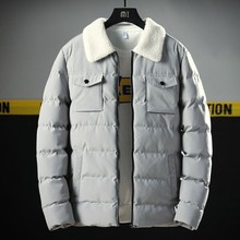 1bae80bf5fde Varsanol Winter Thick Jacket Parka Men 2018 New Brand Clothing Turn Down Collar  Parkas Homme With