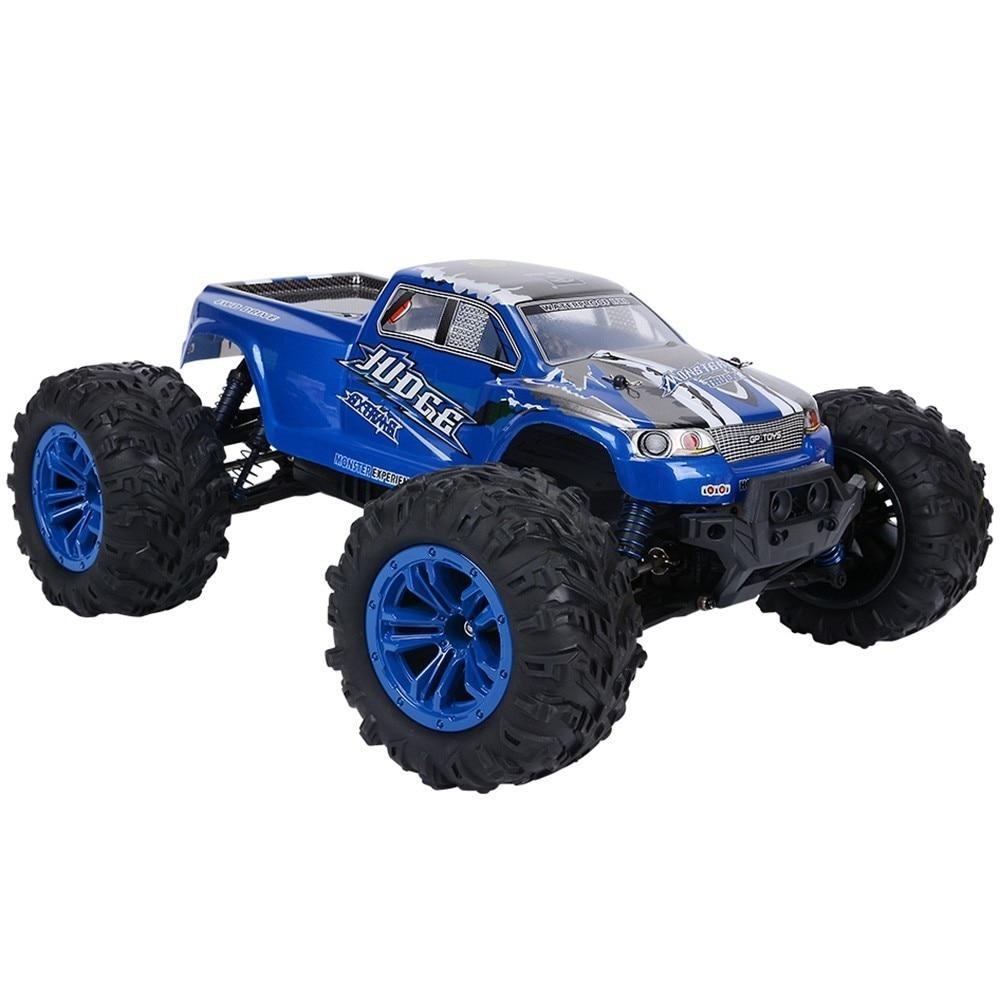 GPTOYS S920 46 km/h haute vitesse RC voitures 1/10 46 2.4G 4WD Monster Truck Double moteurs voiture télécommandée pour enfants cadeau d'anniversaire - 3