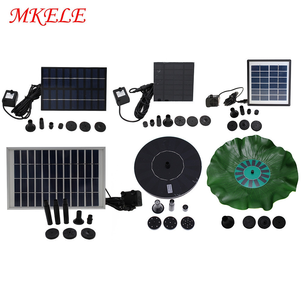 Wholesale All Kinds Of Solar Water Pump Landscape Garden Pumps,Fountain Pumps And Other Kinds Of Outdoor Pumps, Energy Saving