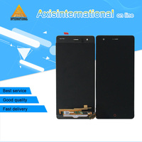 Axisinternational 5.5 For ZTE Nubia Z17 NX563J LCD Display Screen+Touch Panel Digitizer For ZTE Nubia Z17 Lite NX591J Display