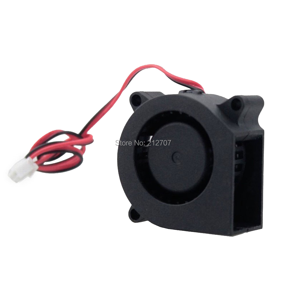 5 Pieces Gdstime 4cm 40mm 2Pin 40x40x20mm 4020 24V DC Brushless Blower Cooling Fan <font><b>Motor</b></font> image
