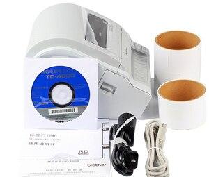Image 3 - Машина для нанесения этикеток, TD 4000, термопринтер для этикеток, портативный самоклеящийся принтер для этикеток, штрих код