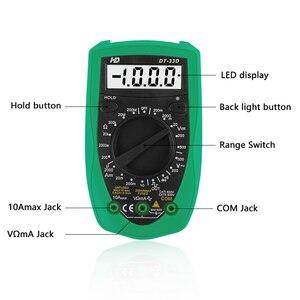 Image 3 - Handskit 110V 220V 60W zestaw żeliwa lutowniczego z multimetrem śrubokręt regulacja temperatury lutownica elektryczna narzędzia spawalnicze