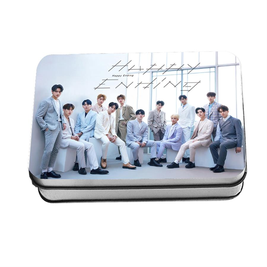 Kpop Seventeen Happy Ending Polaroid Lomo Photo Card Collective Cards Photocard 40pcs/set