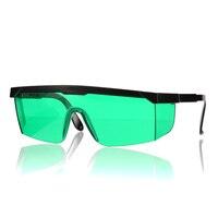الأخضر نظّارة واقية لحام الليزر السلامة نظارات شاشة ل البنفسجي/الأزرق 200 450/800 2000nm لحام نظارات حماية على