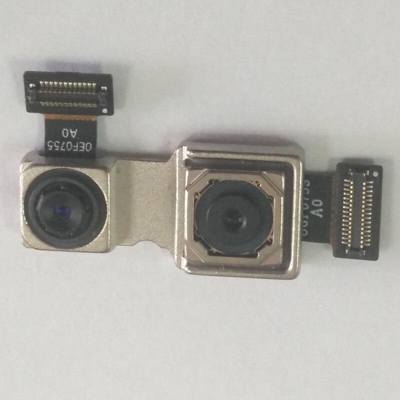 Azqqlbw For Xiaomi Redmi Note 6 Pro Rear Back Main Camera Module Flex Cable For Xiaomi Redmi Note 6 Pro Back Camera Repair Parts