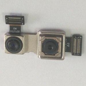 Image 1 - Azqqlbw para xiaomi redmi nota 6 pro voltar traseira módulo da câmera principal cabo flexível para xiaomi redmi nota 6 pro peças de reparo da câmera traseira