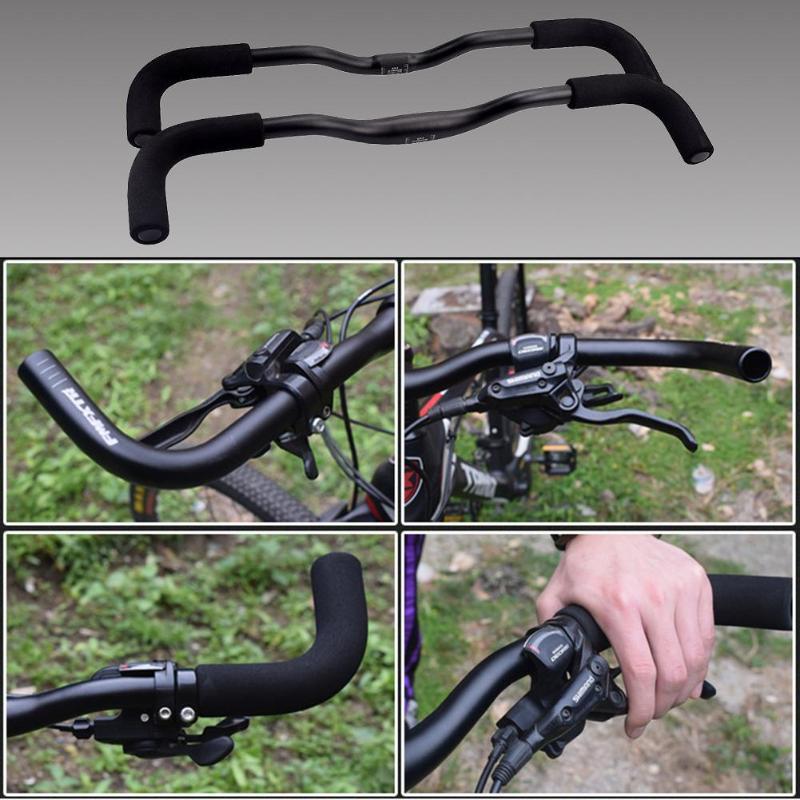 2pc Lock On Locking MTB BMX Mountain Bike Bicycle Cycling Handle Bar Grip 13US