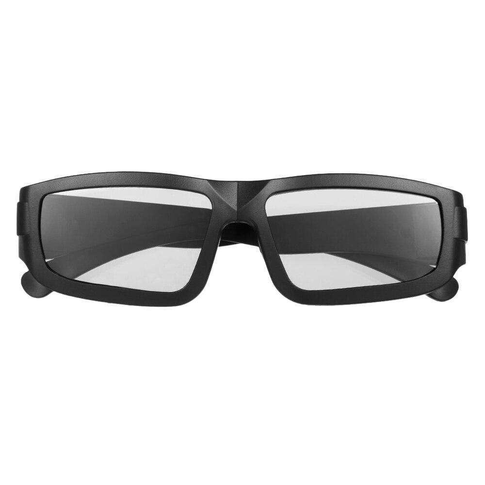 Passive 3D Glasses Circular Polarized Lenses For Polarized TV Real D 3D Cinemas For Sony LG Philips Toshiba Panasonic