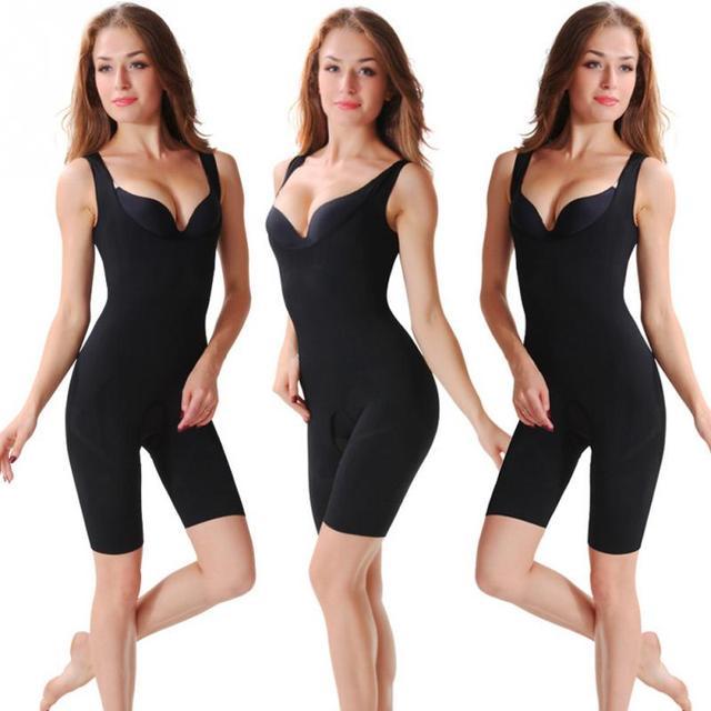 c652e33c5a 2019 Women s Slimming Shapewear Underwear Bodysuit Body Shaper Waist Shaper  Postpartum Recovery Slimming Shaper  02