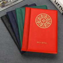 120 Coins Album Book Commemorative Coins Collection Storage Money Mini Penny Pockets Album Book Collecting Home decoration(China)