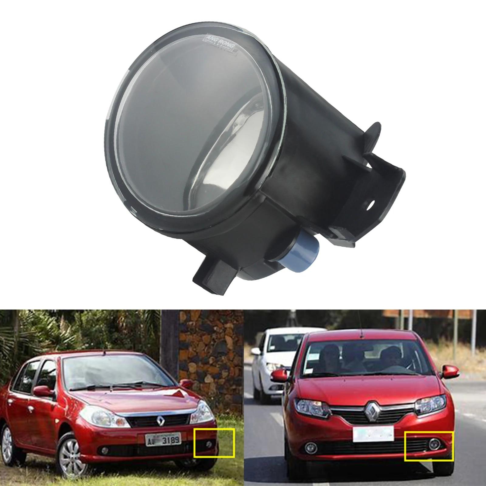 Megane 2002-2009 Front Fog Light Lamp N//S Passenger Left