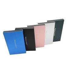 Manyuedun – disque dur externe haute vitesse de 120 pouces, 2.5 go, 120 go, pour ordinateur de bureau et portable, nouveauté