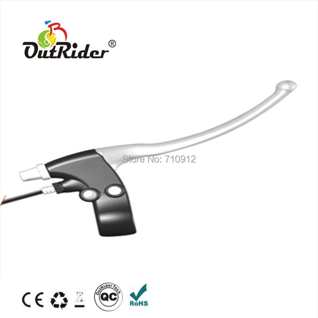 OR08A1 Alum-handle Power-Cutting Brake Levers(Mauntain Bike)