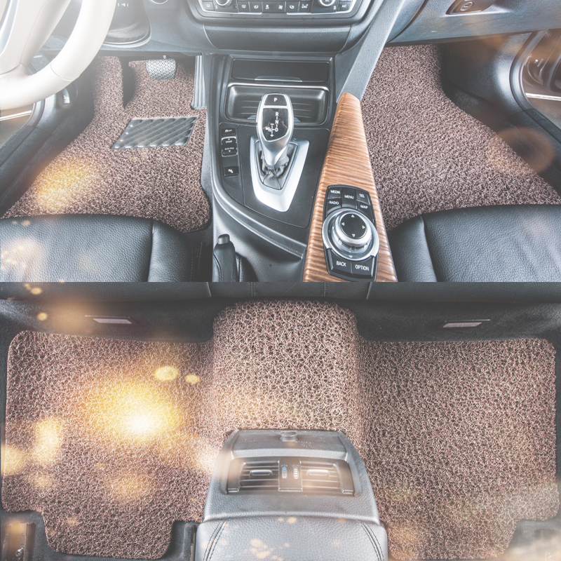 Floor Mats Have An Inquiring Mind Decorative Accessories Auto Modification Mouldings Protector Modified Automobile Carpet Car Floor Mats For Volkswagen Scirocco Factories And Mines Interior Accessories