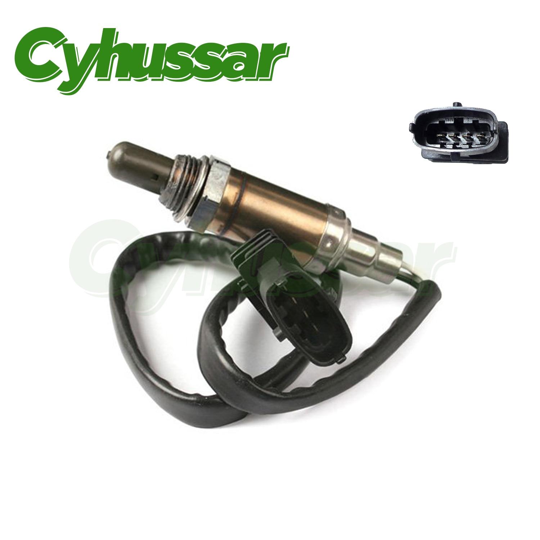 O2 Capteur D'oxygène Ajustement Pour CHEVROLET OPEL ASTRA-G ZAFIRA-A CORSA-C MERIVA-A VECTRA-C 1998-2009 0855375 0855523 4 Fils Lambda