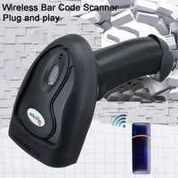 Wireless bluetooth Handheld Barcode Scanner Barcode Reader POS USB Laser Scan