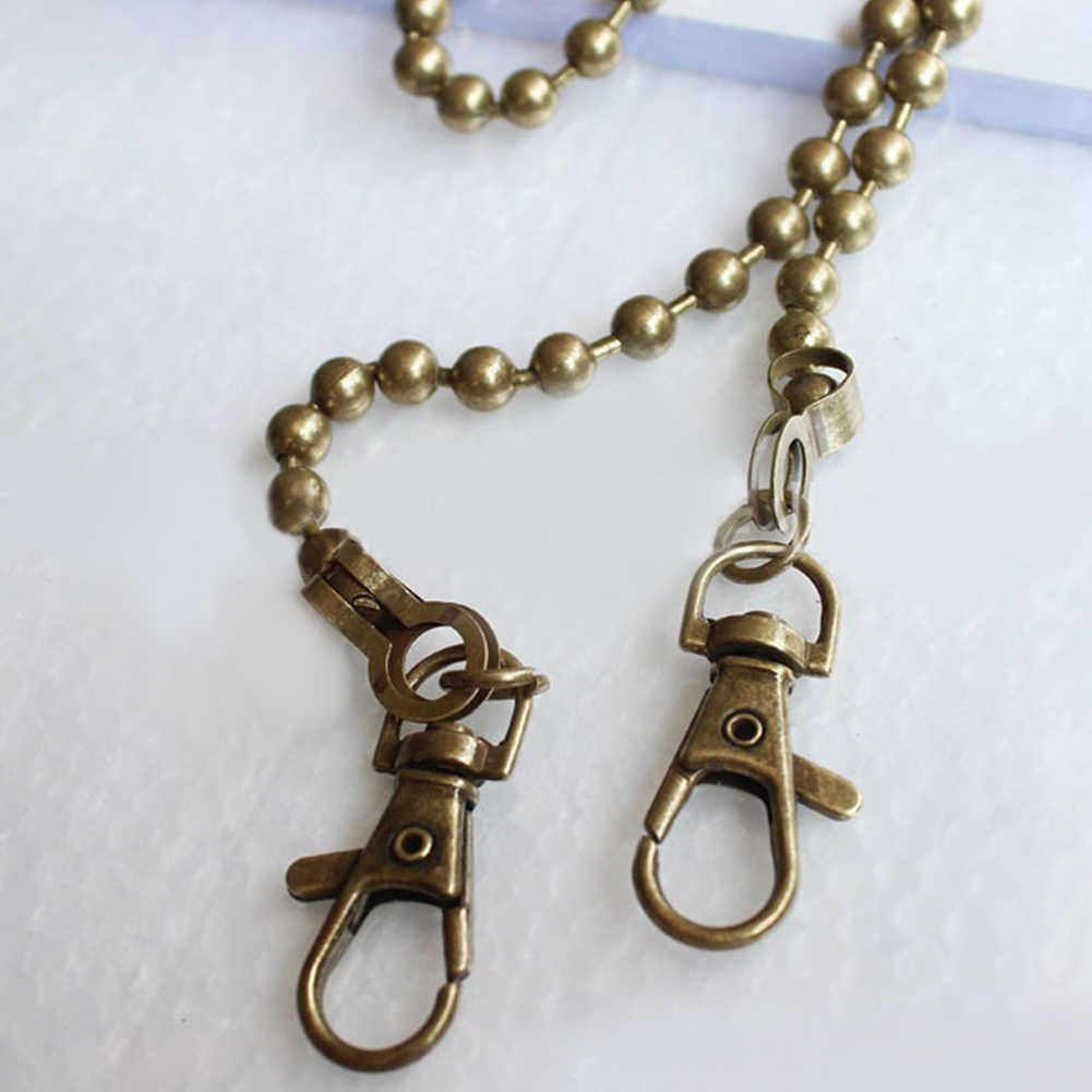 יוניסקס עמיד מתכת לובסטר אבזם Keychain Carabiner קליפ סגנון אביב תיק רצועת אביזרי מפתח שרשרות לנשים גברים
