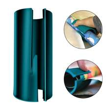 Mini Sliding Wrapping Paper Cutter Wrapping Paper Roll Cutter Cuts the Prefect Line Every Single Time Portable Paper Trimmer(China)
