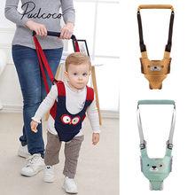 2019 nova marca meninas meninos da criança do bebê andando assistente aprendizagem caminhada cinto de segurança arnês walker cinto de proteção da criança