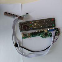 TV HDMI AV VGA USB AUDIO LCD LED Controller Board kit display For N156BGE L21 1366X768 panel Screen monitor