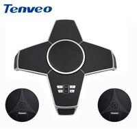 Vender Altavoz USB Tenveo A6 T con 2 micrófonos de expansión autoadaptable para llamadas de conferencia llamada