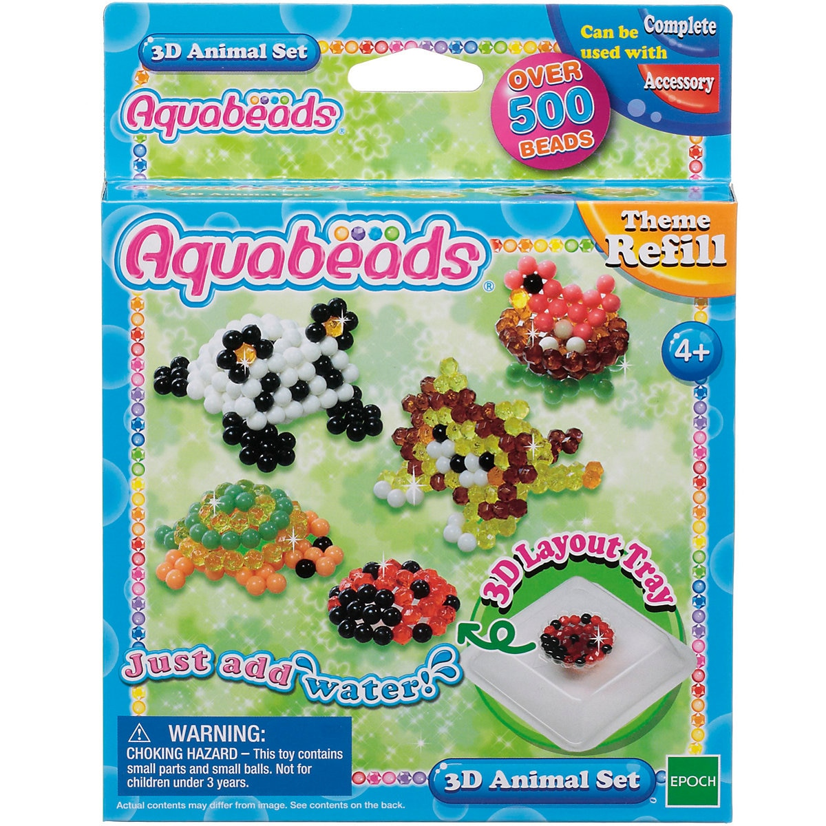 Aquabeads Beads Toys 7236011 Creativity Needlework For Children Set Kids Toy Hobbis