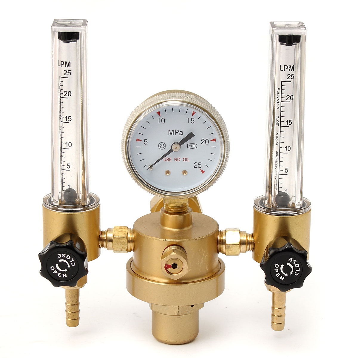 Flow Meter For Welding Gas 3//8BSP Fitting Save wasting welding gas.