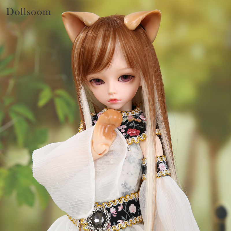 Trond Kivi BJD SD Doll 1 4 Body Model Girls Boys Toys For Girls Birthday Xmas