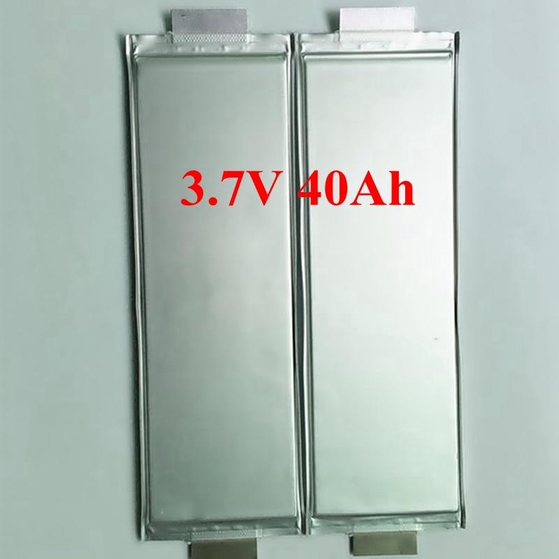 1pcs 3 7v High Capacity Li ion Battery 3 7v 40ah Li Polymer Battery 3 7v