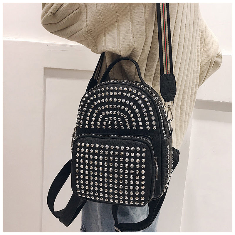 Mode Neue Rucksack Günstig Persönlichkeit Kaufen Frauen rhBQtsCxd