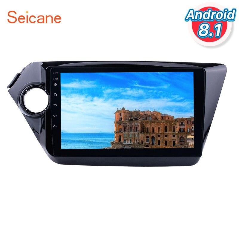 Seicane 2Din 9 Android 8.1 GPS Head Unit For 2011-2015 KIA K2 RIO Touchscreen Multimedia Player 4-Core 1GB Car RadioSeicane 2Din 9 Android 8.1 GPS Head Unit For 2011-2015 KIA K2 RIO Touchscreen Multimedia Player 4-Core 1GB Car Radio