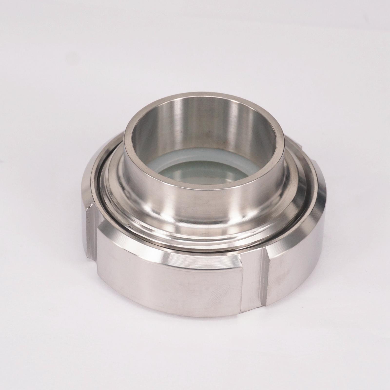 Rohre & Armaturen Aktiv 45mm Rohr Od 304 Edelstahl Sanitär Weld Union Schauglas Homebrew 229 Psi Hygiene Grade Sanitär Sanitär
