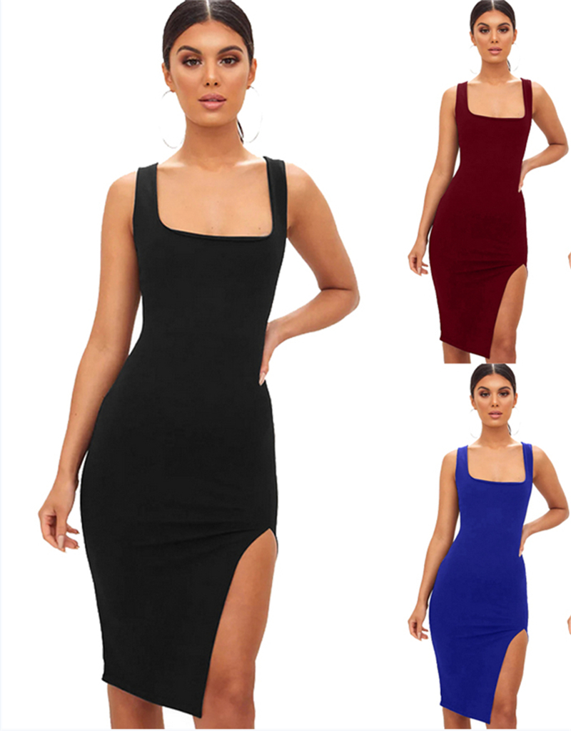 Women Cross Bandage Backless Sexy Bodycon Dress Women Sleeveless Summer Beach Dress Black Short Party Casual Mini Dress