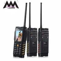 ioutdoor T2 ip68 Waterproof shockproof Russian keyboard Mobile Phone 4500mAh 2.4 Walkie talkie intercom outdoor FM cell phons