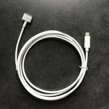 Новинка! Замена type-C к MacSafe 2 кабель Шнур для Macbook retina Pro Air 45 Вт 60 Вт 85 Вт адаптер питания зарядное устройство