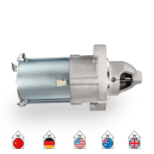 Car Starter For Honda Accord Civic Acura Csx Tsx Cr V Element 2 0l 4l