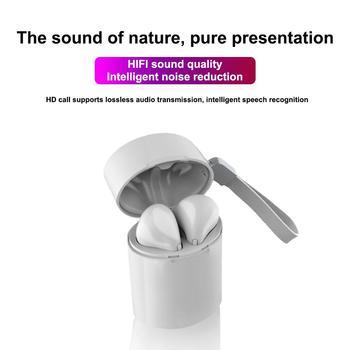 X10 Bluetooth 5.0 earphone Sports Mini Compact Music earbuds Subwoofer True Wireless  Bluetooth 5.0  earphone