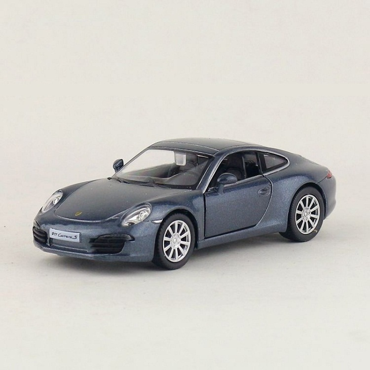 High Simulation Exquisite Collection Toys: RMZ City Car Styling 911 Carrera S Supercar 1:36 Alloy Diecast Model Pull Back Cars