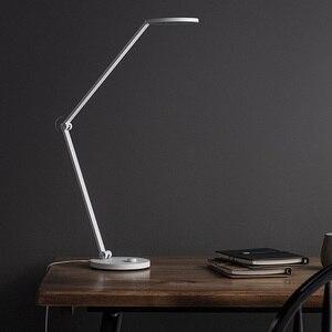Image 5 - Xiaomi Mijia Led Bureaulamp Draagbare Licht Oogbescherming Voor Thuis Slimme Afstandsbediening Licht Wifi Bluetooth Tafellamp licht