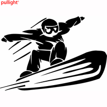 This is a snowboarding die cut vinyl sticker or decal. Great Cool Graphics for Motorcycle SUVs laptop