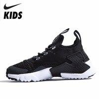 Nike Huarache Drift (PSE) новое поступление малыша движения детская обувь кроссовки # AO3155 008