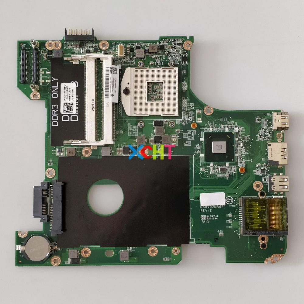 CN-0JYYRY 0JYYRY JYYRY DA0V02MB6E1 HM67 for <font><b>Dell</b></font> Vostro <font><b>3450</b></font> Laptop NoteBook PC <font><b>Motherboard</b></font> Mainboard Tested image