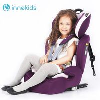 INNOKIDS IK 06 Car Child Safety Seat for 0 12 Years Old ISOFIX Hard Interface 3C Can For Sitting And Lying Adjustable Baby Seat