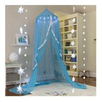 Baby Bedding Ins Style Summer Baby Mesh Breathable Lace Anti Mosquito Net Bed Net Children's Room Tent Crib Netting