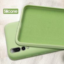 Luxury Soft Silicone Case For Huawei
