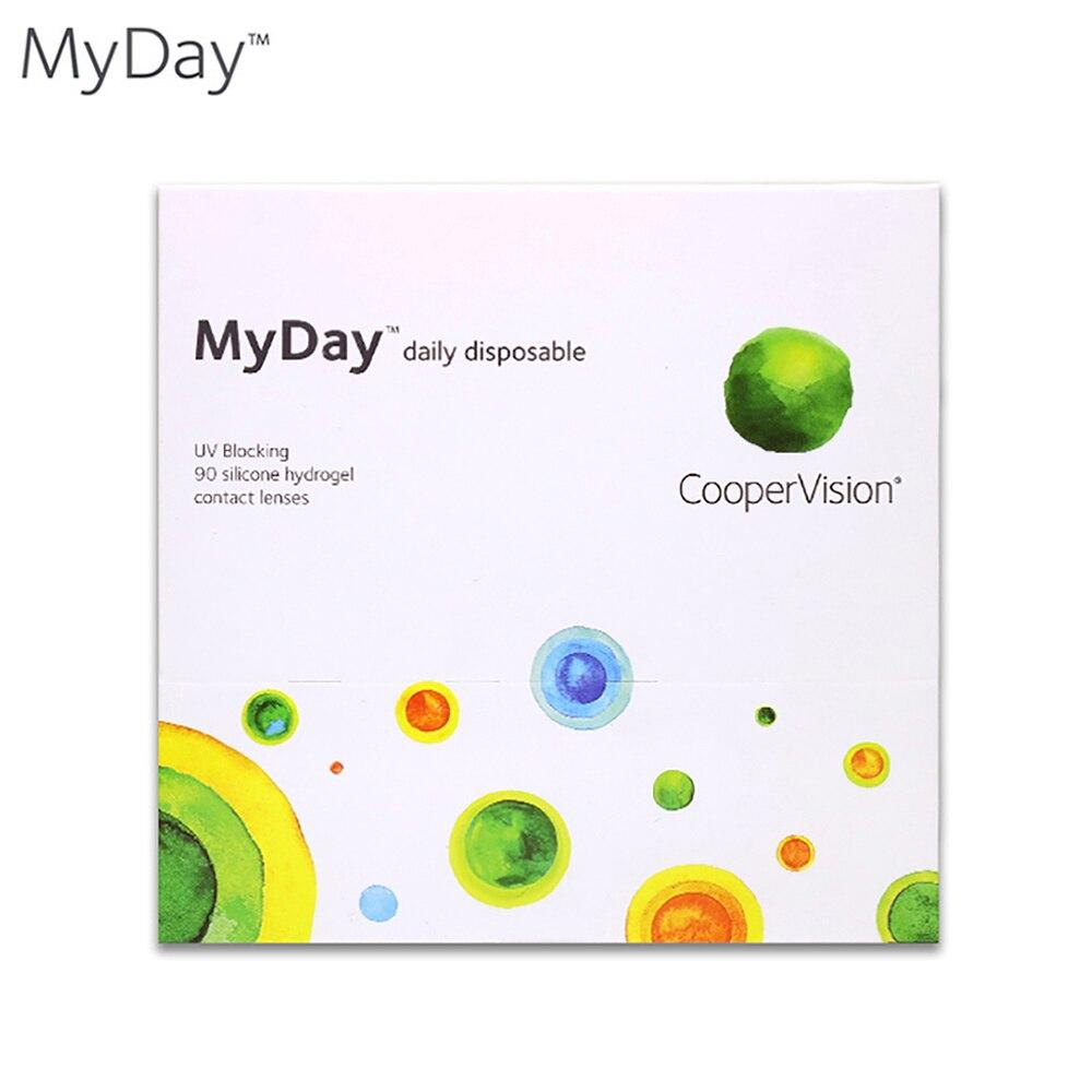 Contact Lenses MY DAY 1312 eye lens vision correction health care смеситель hansgrohe focus e2 31517000