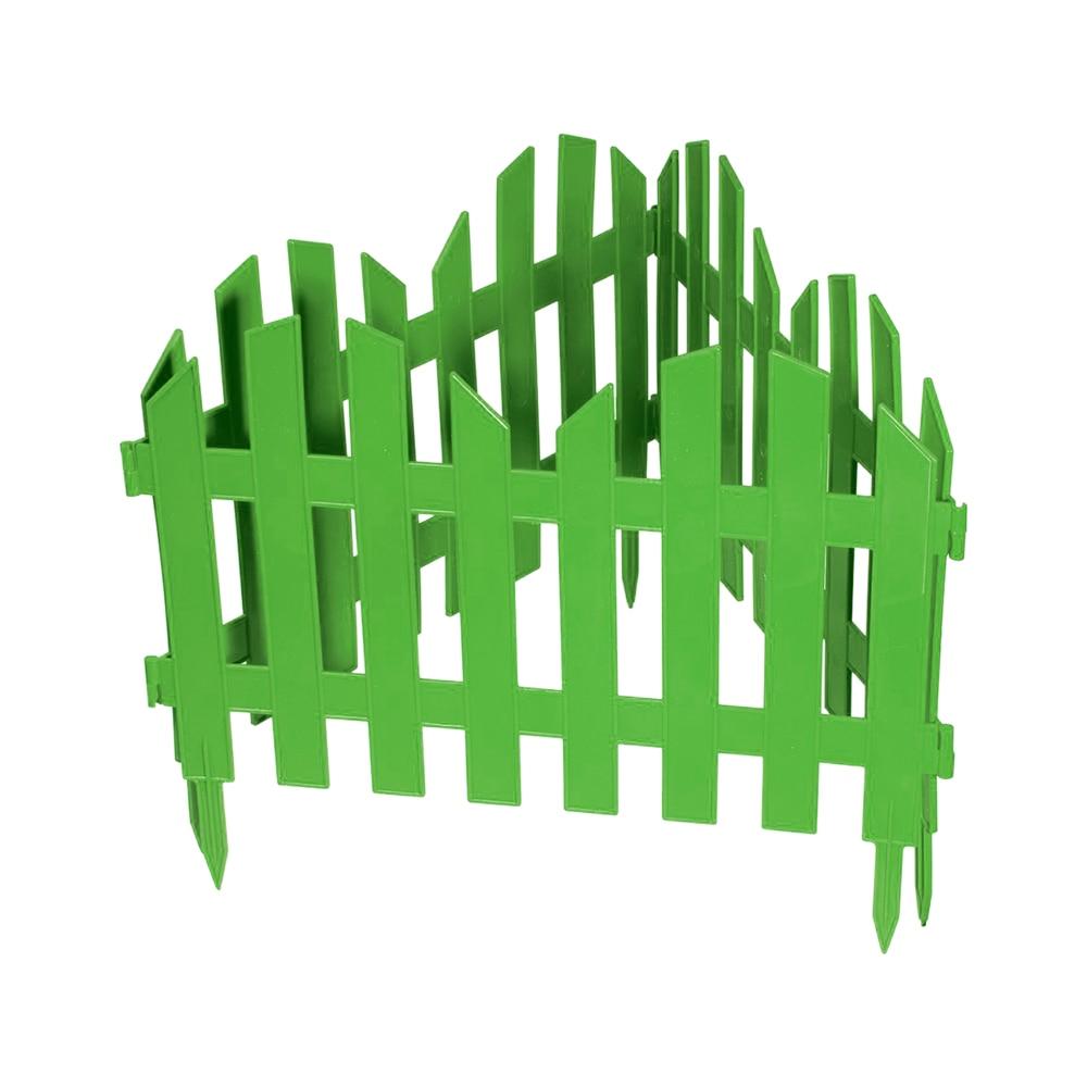 Fencing, Trellis & Gates PALISAD 65022 Romantika Garden Fences Decorative Fence цена