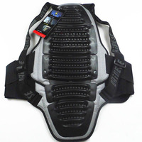 Cycling Back Supports Motocross Extreme Sport Racing Back Spine Protector Motorcycle Body Protective Gear Combination